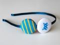 diadema-tela-azul-lineas-amarillas-tela-blanca-gyngerytulula