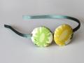diadema-tela-flores-amarillas-verdes-gyngerytulula