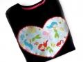 camiseta-tela-corazon-sirenas-peces-gyngerytulula