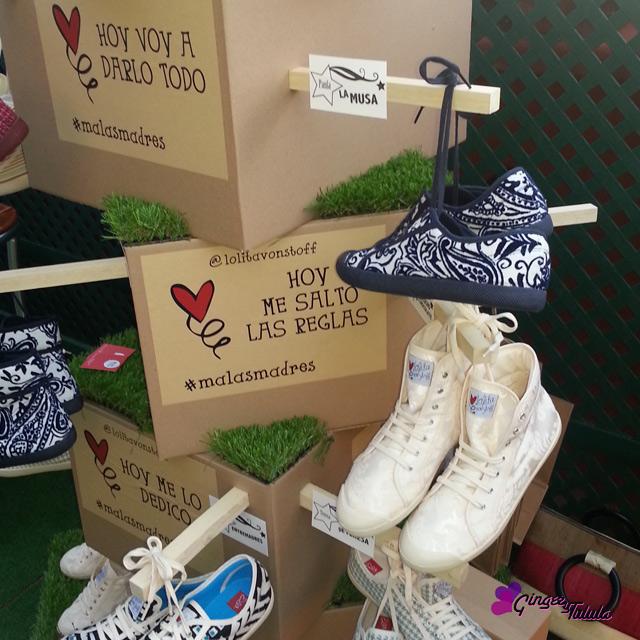 Zapatillas de Lolita Von Stoff.