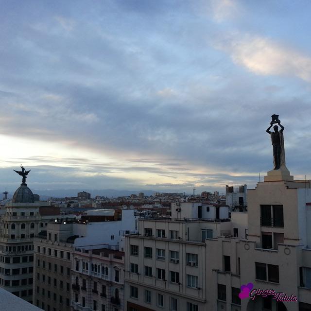 Vistas desde el Hotel Emperador en #LAPARTY24M