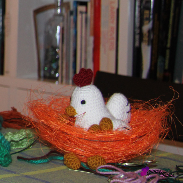 la gallina de los huevos de oro cuentos a crochet creativa madrid valentinas bombing ginger y tulula
