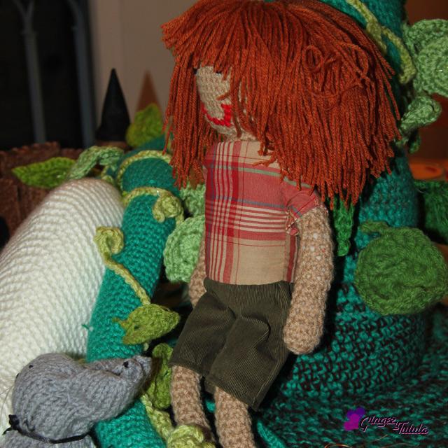 creativa madrid Valentinas Jack y las habichuelas magicas Ginger y Tulula
