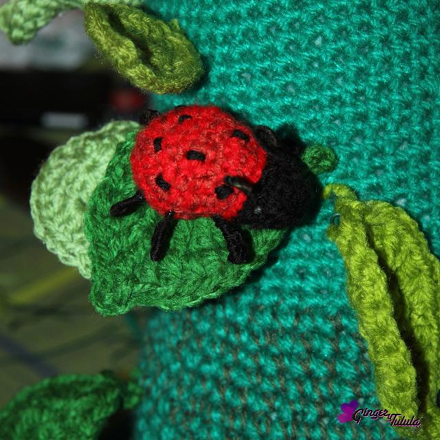 creativa madrid Valentinas mariquita habichuela Ginger y Tulula