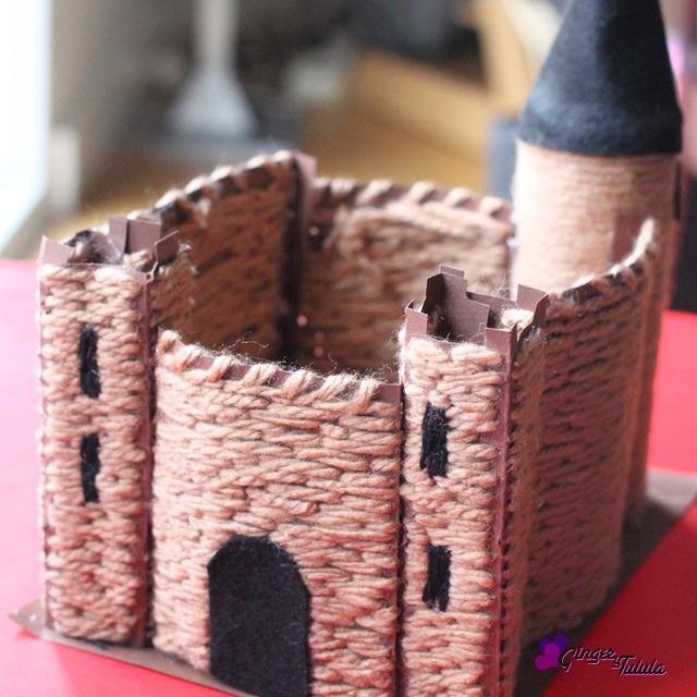 Creativa Madrid Valentinas montaje castillo Ginger y Tulula